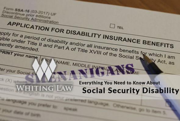 Everything you Need to Know About Social Security Disability