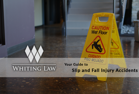 Your Guide to Slip and Fall Injury Accidents