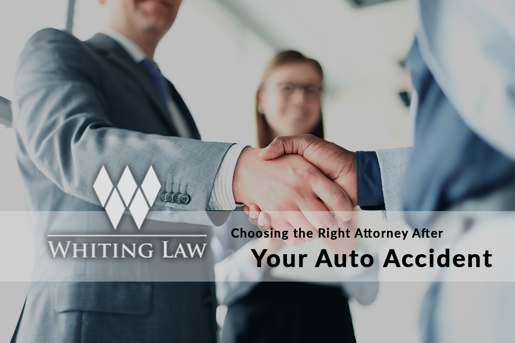 Choosing the Right Attorney After Your Auto Accident