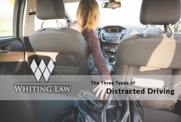 The Three Types of Distracted Driving