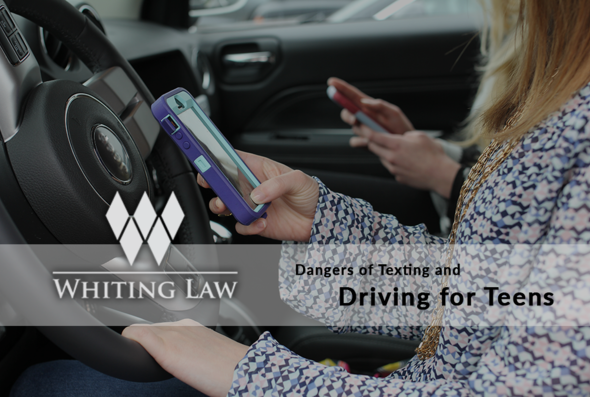 Dangers of Texting and Driving for Teens