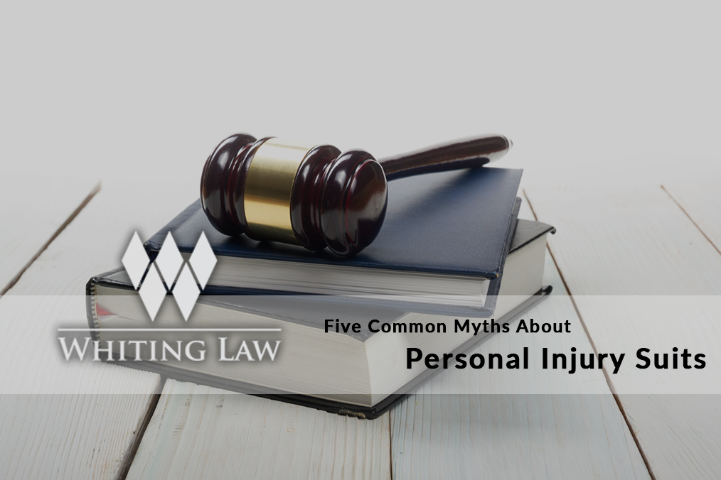 5 Common Myths About Personal Injury Suits