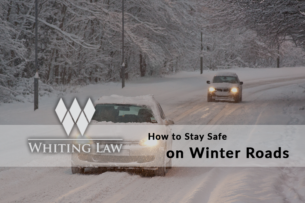 How to Stay Safe on Winter Roads