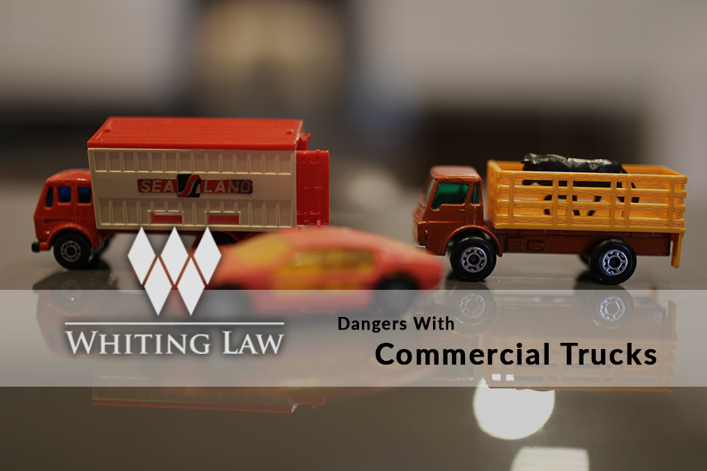 Dangers with Commercial Trucks