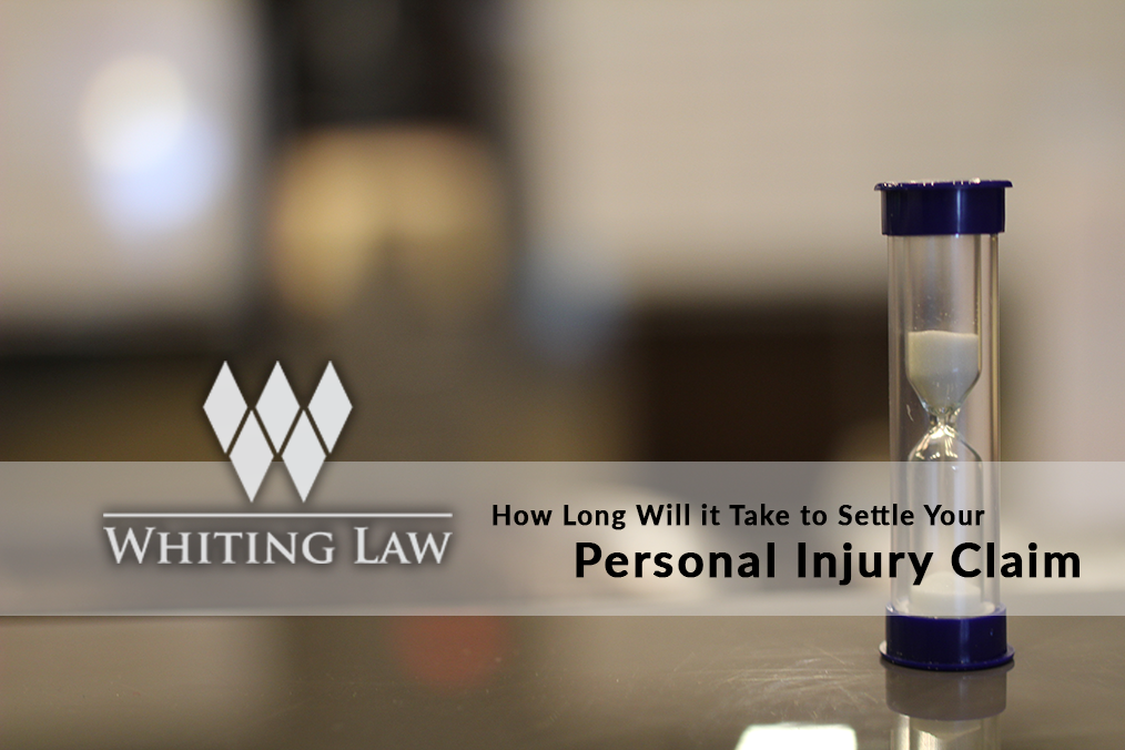 How Long Will it Take to Settle Your Personal Injury Claim?