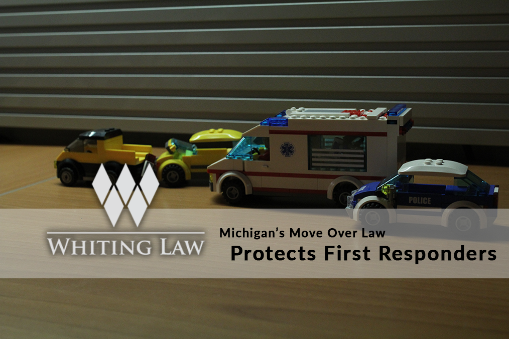 Michigan's Move Over Law Protects First Responders