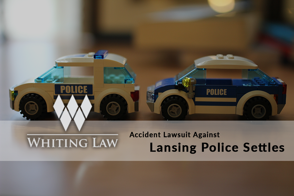 Accident Lawsuit Against Lansing Police Settles
