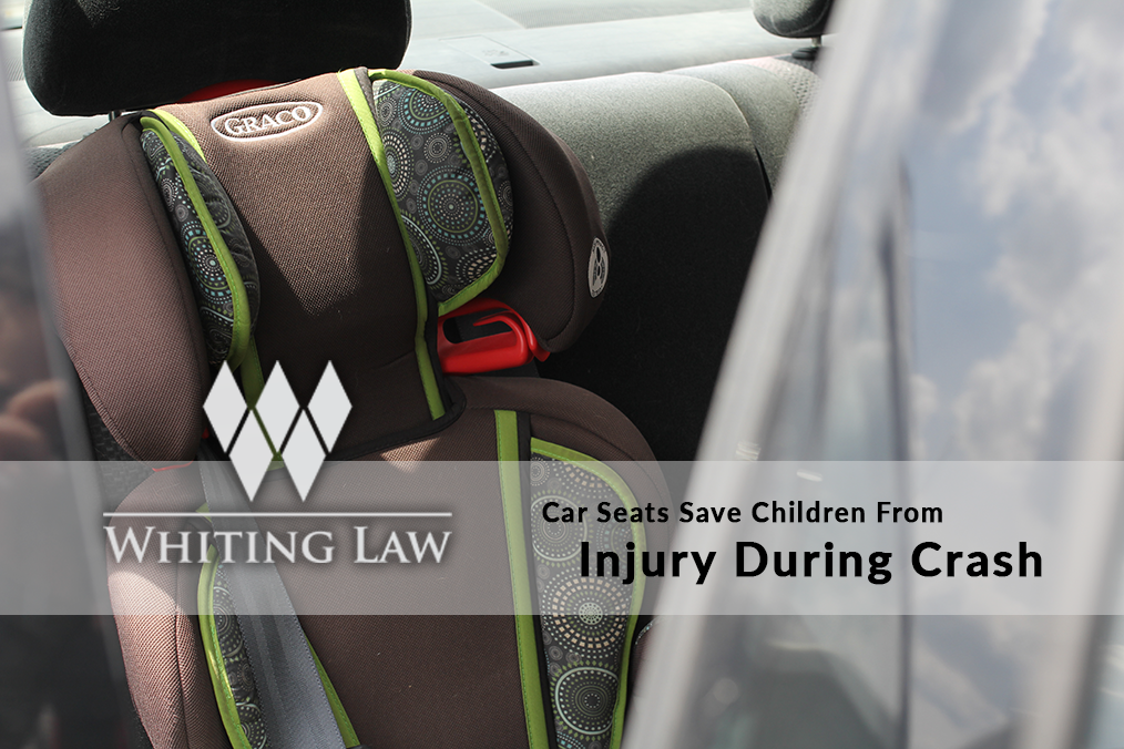 Car Seats Save Children from Injury During Crash