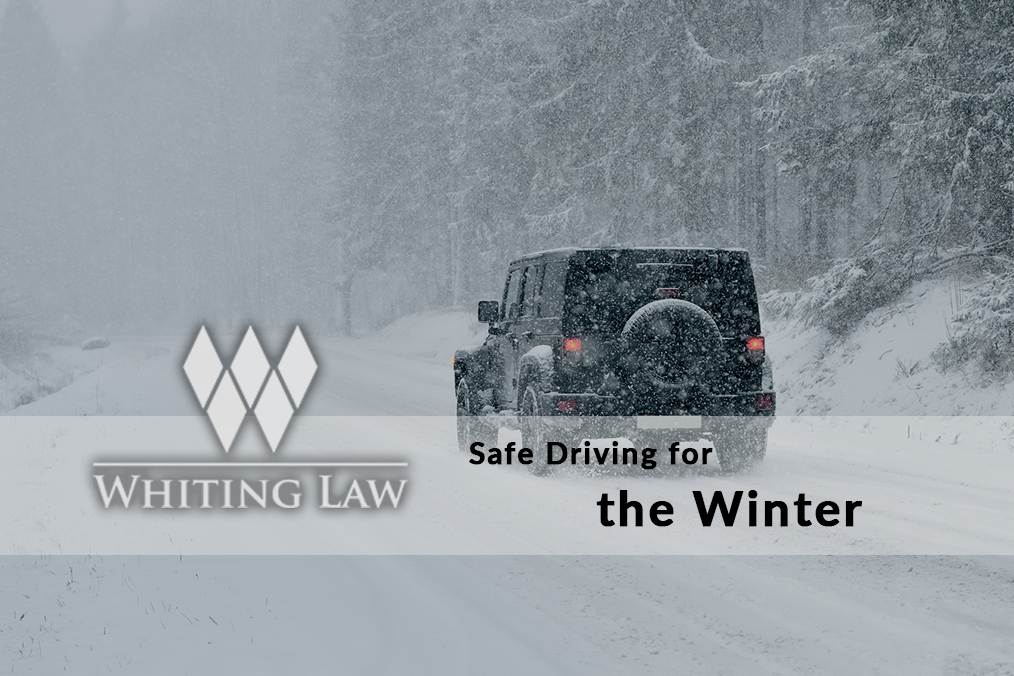 Safe Driving for the Winter