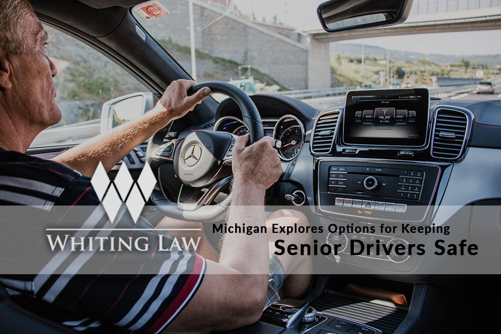Michigan Explores Options for Keeping Senior Drivers Safe