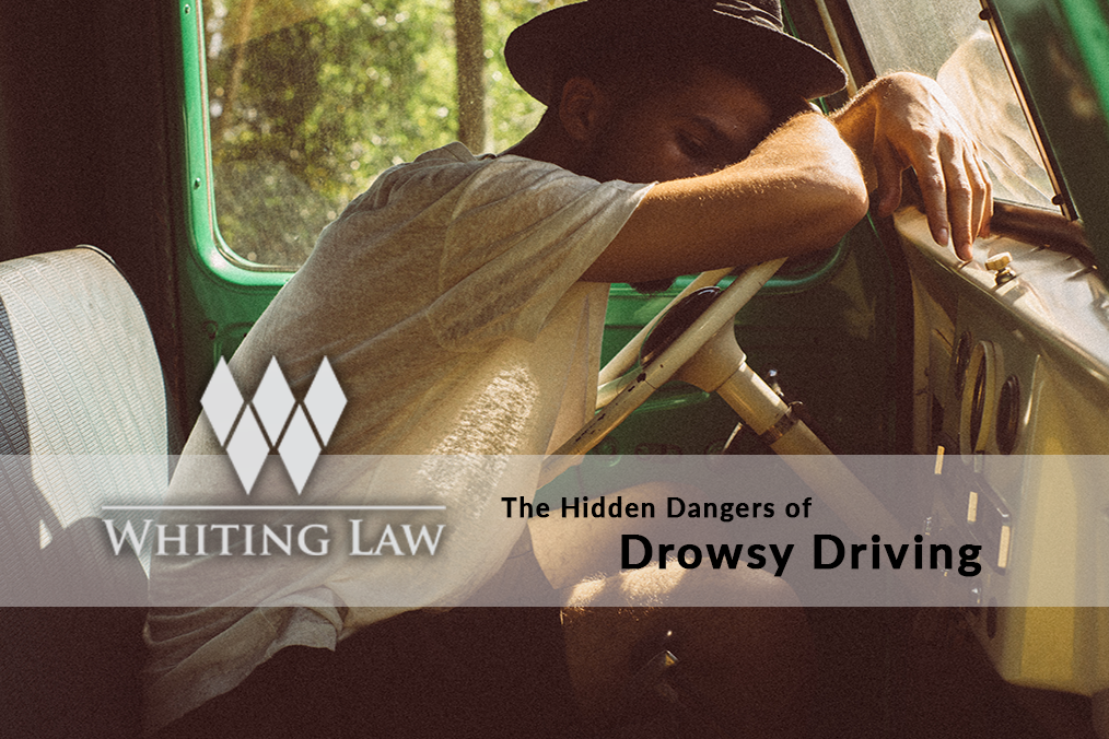 The Hidden Dangers of Drowsy Driving