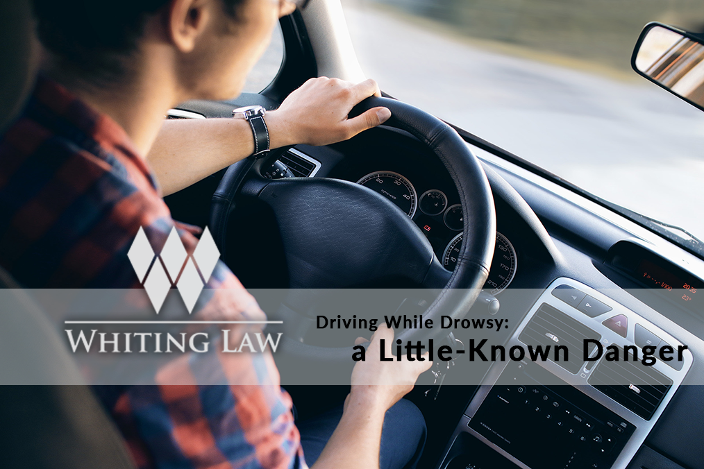 Driving While Drowsy: A Little-Known Danger