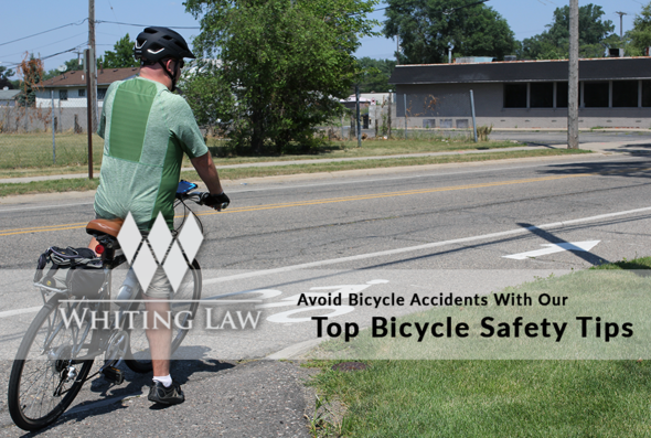 Avoid Bicycle Accidents With Our Top Bicycle Safety Tips