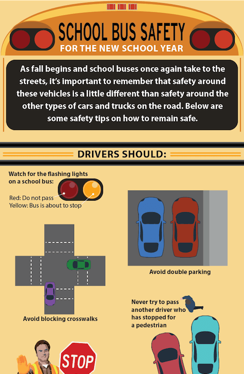 School Bus Safety for the New Year