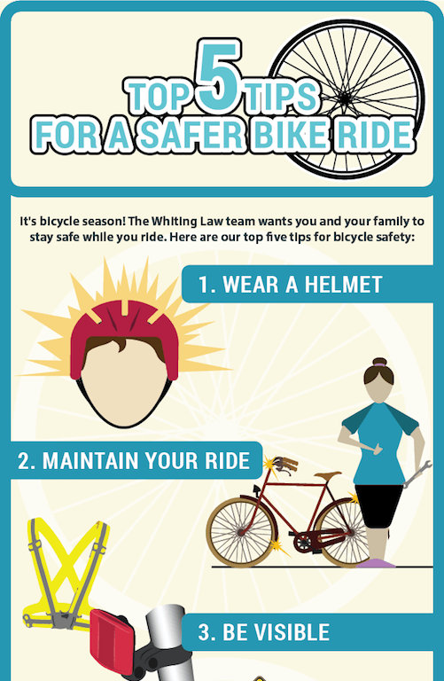 Top 5 Tips for a Safer Bike Right