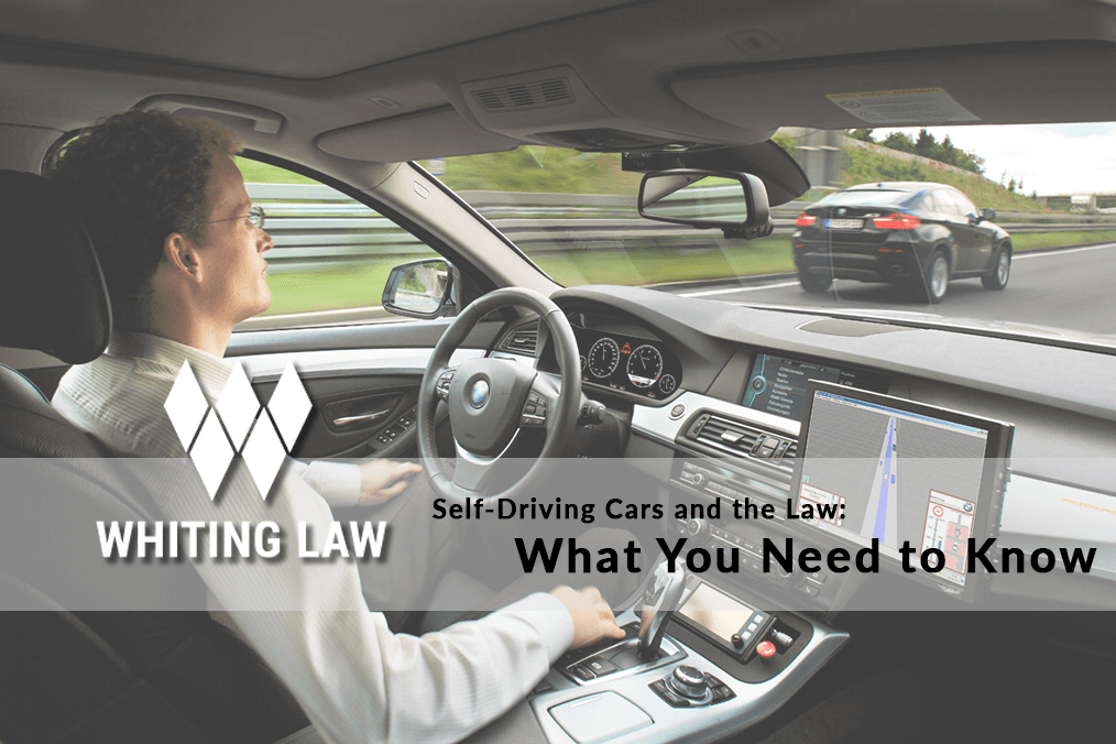 Self-Driving Cars and the Law: What You Need to Know