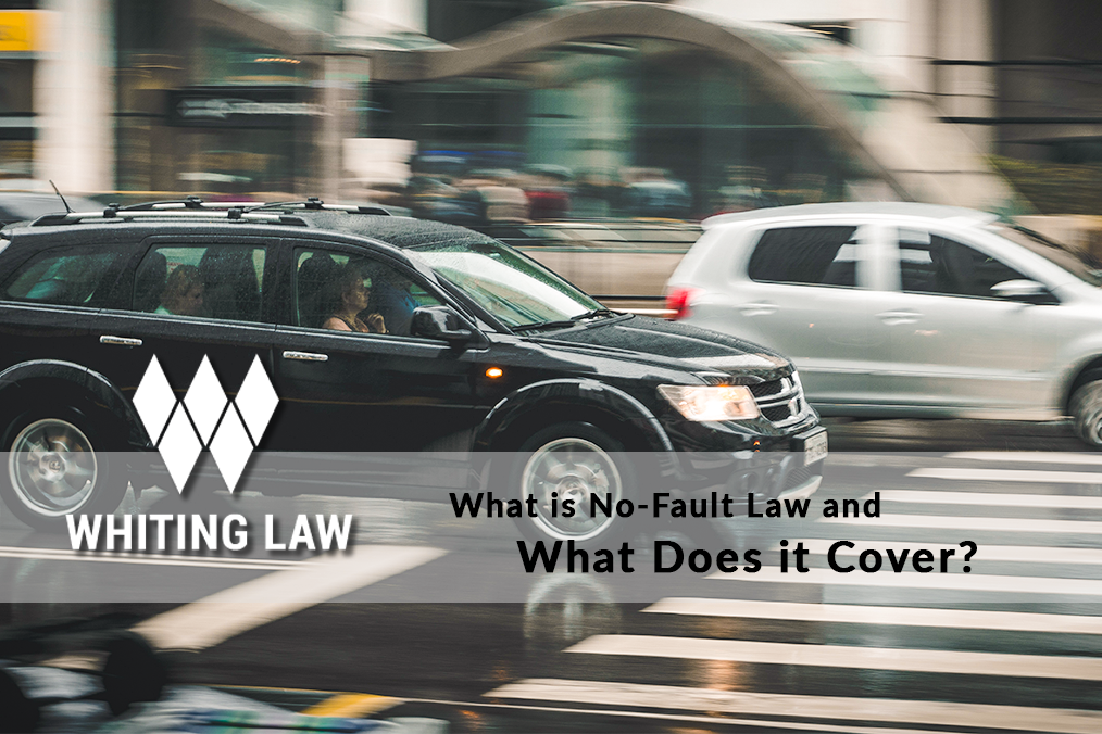 What is No-Fault Law and What Does it Cover?