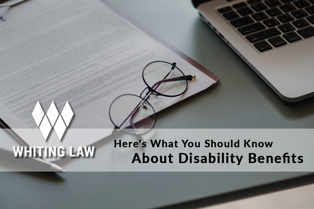 Here's What You Should Know About Disability Benefits