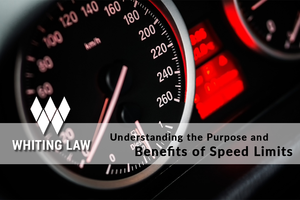 Understanding the Purpose and Benefits of Speed Limits