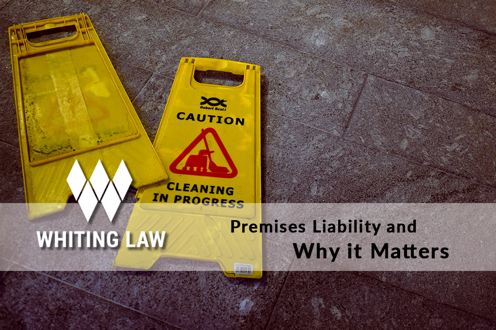 Premises Liability Law and Why it Matters